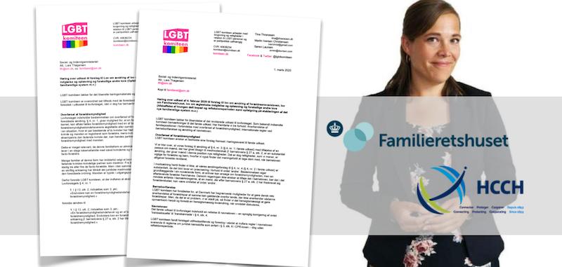 Nyt familieretligt lovforslag uden regnbuefamilier