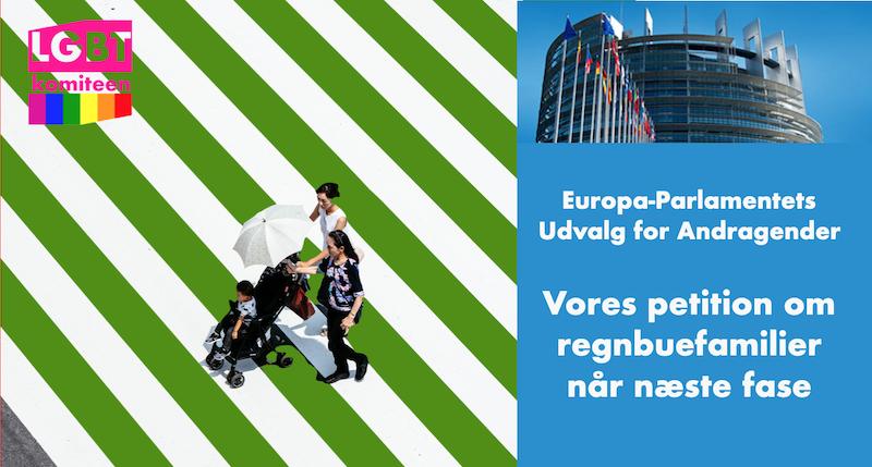 Vores EU regnbuefamilie-sag går videre