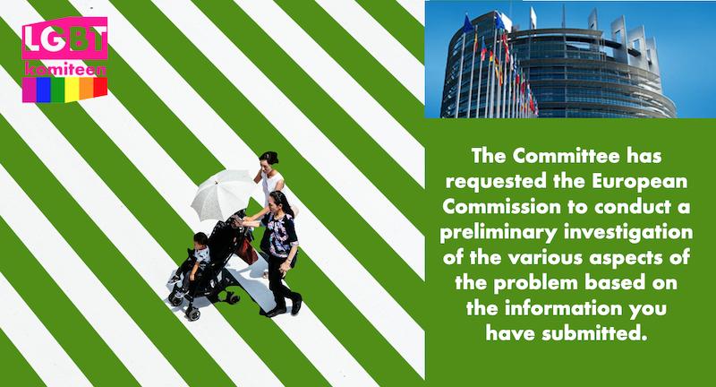 EU-kommissionen skal undersøge dansk sag