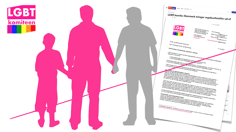 Anerkendelse af forældreskab registreret i udlandet